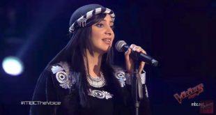 """سهى المصري… مذيعة يمنية من نشرات الأخبار إلى """"ذا فويس"""""""