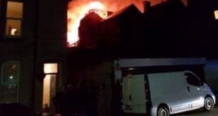 """انفجار """"كبير"""" في مدينة ليستر وسط انجلترا"""