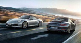 بورش تعتزم تطوير نسخة هجين من السيارة بورشه 911 بقوة 700 حصان