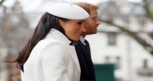 إليزابيث الثانية تبارك للأمير هاري زواجه من ميغان ماركل