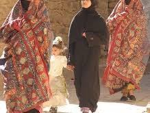 المرأة اليمنية بين الماضي والحاضر