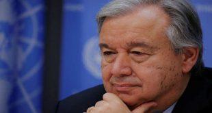 غوتيريش يخاطب السوريين الذين فقدوا ثقتهم بالأمم المتحدة