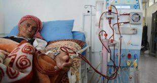 صنعاء: المستشفى الجمهوري ومؤسسة الشفقة يوجهان نداء استغاثة لإنقاذ مرضى غسيل الكلى