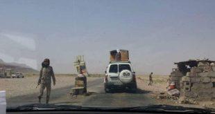 طريق العبور الى#عدن..مسرح لإهانات اليمنيين تشمل الجنسين