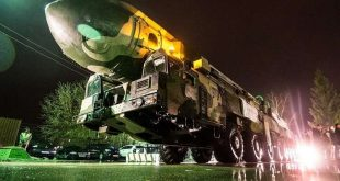 """روسيا قد تستخدم صواريخ """"توبل"""" لإطلاق الأقمار الاصطناعية"""
