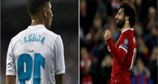 صلاح وحكيمي منافسة عربية في نهائي دوري الأبطال
