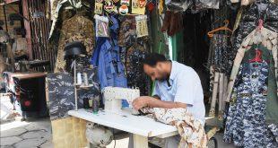 صنعاء : #الحرب تنعش سوق الملابس العسكرية