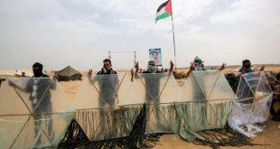 سلاح الجو الإسرائيلي يغير على مطلقي الطائرات الحارقة في غزة