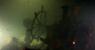 """العثور على مدمرة """"أسطورية"""" غرقت منذ 77 عاما! (صور)"""