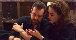 """هكذا هنأت كندة علوش زوجها عمرو يوسف بنجاح مسلسله """"طايع"""""""