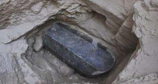 مصر: العثور على شيء عجيب بداخل تابوت أثري في الإسكندرية