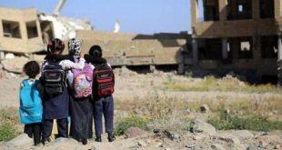 منظمة اليونيسيف: تعلن عن تأهيل 131 مدرسة في اليمن