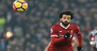 صلاح يقود ليفربول للفوز على وست هام 4-0 بالدوري الإنجليزي لكرة القدم