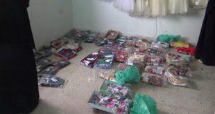 صنعاء:تدشين مشروع كسوة العيد لنازحي الحديدة بأمانة العاصمة