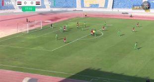 ناشئو اليمن يحققون فوزاً مثيراً على العراق في بطولة غرب آسيا