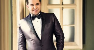 """النجم العربي #حاتم العراقي يستعد لإطلاق ألبومه الجديد """"2018"""""""