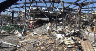 الحديدة: تضرر عدد من المصانع والمنشأت الاقتصادية بسبب المعارك
