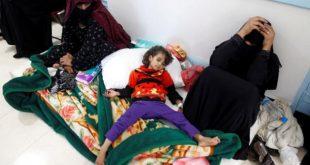 الحديدة: تسجيل 71 حالة اصابة بوباء الكوليرا في برع