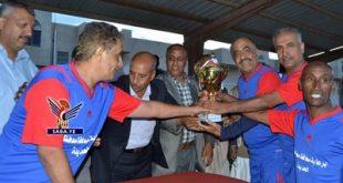 قدامى الساحل الغربي يحققون كأس فقيد الإعلام الرياضي محمد عمر عوض