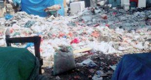 الحديدة: كارثة بيئية تجلب الأمراض القاتلة صورة