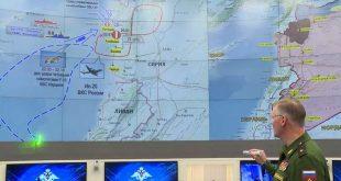 اسرائيل منحت الطائرة الروسية أقل من دقيقة للابتعاد