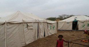 الحديدة: تدشين المرحلة الثالثة من حملة إغاثة النازحين بمحافظة