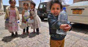 5 ملايين طفل يمني في خطر