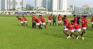 اليوم الجمعة.. منتخب الناشئين يواجه عُمان في نهائيات كأس آسيا