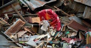 ارتفاع حصيلة قتلى تسونامي في أندونيسيا إلى 420 شخصاً
