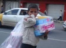 اليمن: الأطفال من المدارس للعمل والتسول