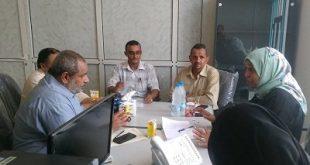 الحديدة: مناقشة تدخلات منظمة رعاية الأطفال الدولية في القطاع الصحي