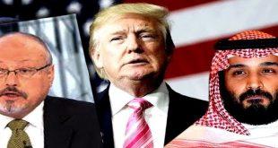 #ترامب يتوعد السعودية بعقاب شديد إذا ثبت أنها قتلت خاشقجي
