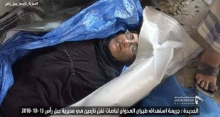 الحديدة: منسقة الشؤون الانسانية للامم المتحدة تدين استهداف مدنيين في جبل راس