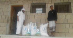 البيضاء : مشروع التغذية المدرسية يبدأ صرف المساعدات الغذائية