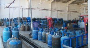 معارك #الحديدة تفاقم أزمة الغاز المنزلي في صنعاء