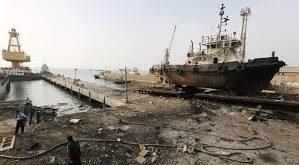 إتهامات للتحالف بقصف ميناء #الحديدة والأمم المتحدة تحذر