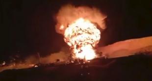 """مصر.. المتحدث باسم وزارة البترول يكشف سبب الحريق في """"عسل 34"""""""