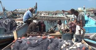 الحديدة :رحى الحرب توقف هدير محركات قوارب صيادي الأسماك