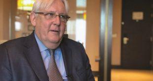 المبعوث الأممي يصل الى صنعاء  لتطبيق اتفاق السويد