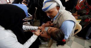 أكثر من 12 ألف طفل مصاب بالجدري في اليمن خلال 2018