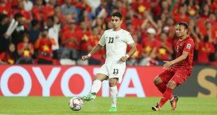 اليمن يغادر كأس آسيا بدون آي نقطة