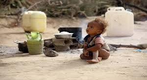 اطفال الحديدة معاناة مستمرة مع النزوح