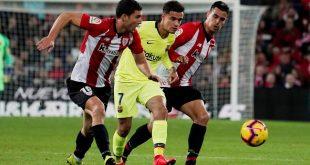 برشلونة يواصل التعثر بتعادل سلبي مع أتلتيك بلباو