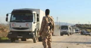 صحيفة: سيطرة هيئة تحرير الشام على إدلب قطعت المساعدات الإنسانية