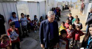 غراندي يطالب سوريا بالسماح بوصول المنظمات إلى مناطق النازحين