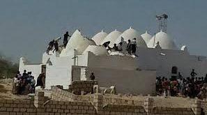 """الحديدة : شاهد فيديو #إنفو_جرافيك ..  #الحرب تتسبب في تدمير 33 مسجدا"""" أثريا"""" !!"""