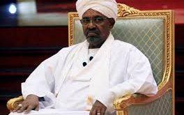 الرئيس السوداني في مقره الجديد بسجن كوبر البريطاني