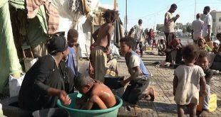 شاهد فيديو #إنفو_جرافيك : حصار مديرية #الدريهمي في #الحديدة يفاقم من معاناة السكان !!