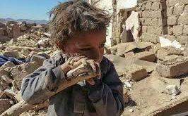 منظمةاليونيسف : سقوط 27 طفلا بين قتيل وجريح خلال الأيام الـ10 الماضية في اليمن
