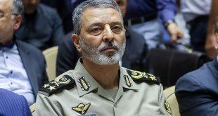 """قائد الجيش الإيراني: إذا ارتكب العدو أي خطأ سيتلقى ردا"""" يجعله نادما"""""""